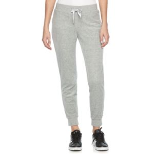 Women's Juicy Couture Solid Velour Joggers